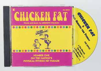 Kimbo Educational CHICKEN FAT CD at Sears.com
